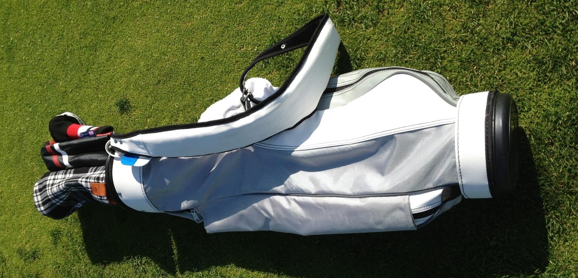 review of the original jones golf bags the return of a