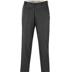 Pants black flat