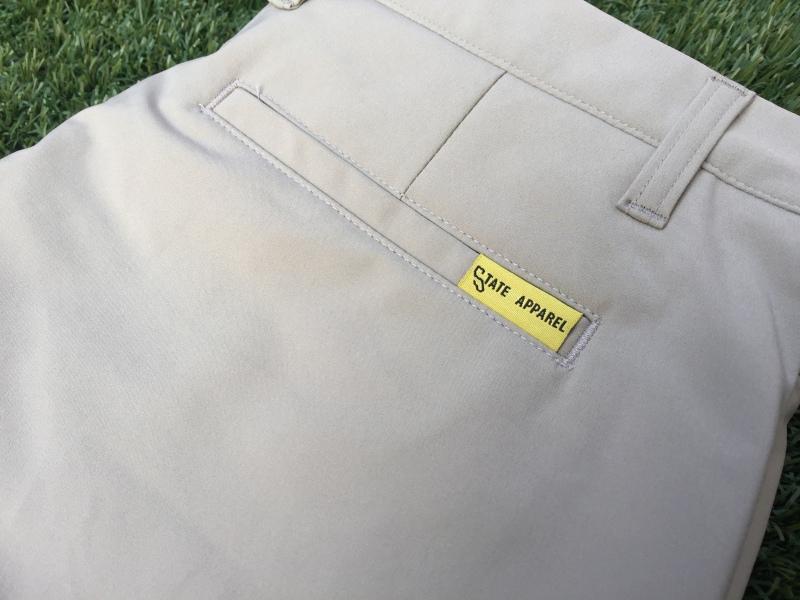 State Apparel Back Pocket